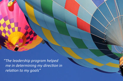 The impact of a leadership program