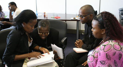 Working with the Southern African AIDS Trust