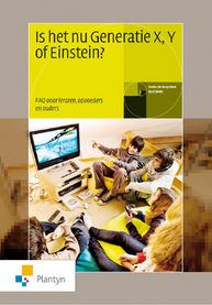 Boek over jongeren: Is het nu X, Y of Einstein?