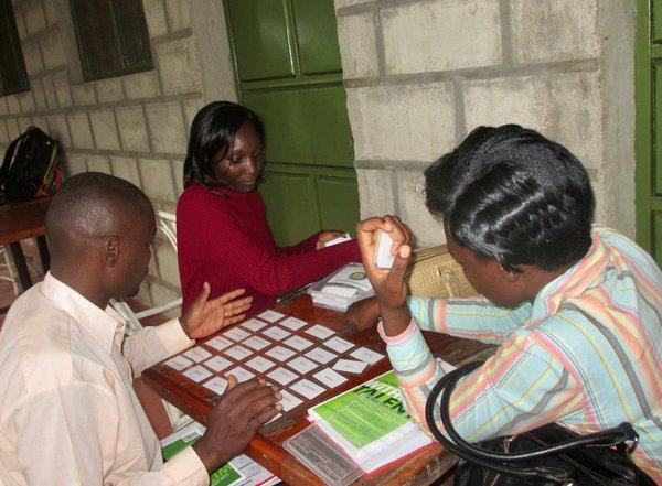 Kenia Schoolleaders