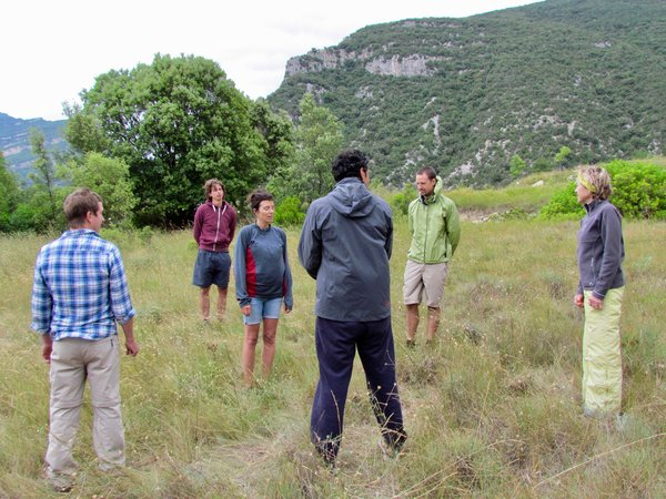 Spanish Pyrenees Talentconstellation