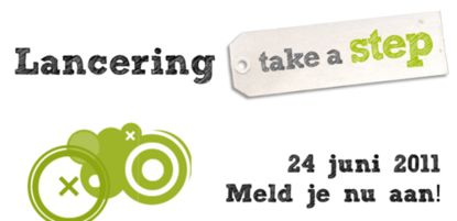 Uitnodiging Take a Step 24 juni: Young Professionals