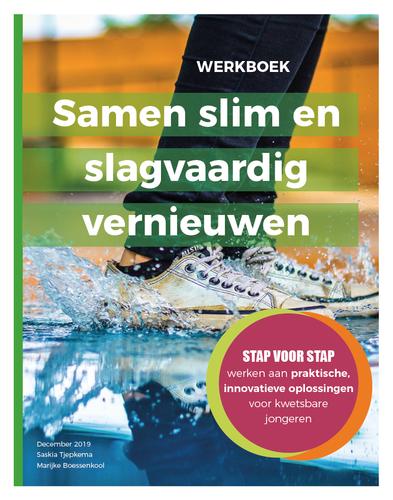 Werkboek Samen Slim en Slagvaardig Vernieuwen 111948877337