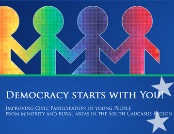 South Caucasus Youth Parliament 2012: Follow the experience from 26 to 29 March!