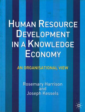 joseph kessels - human resource development in a knowledge economy