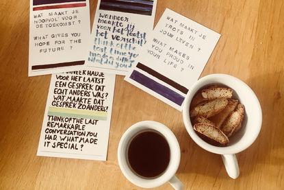 koffiepraatjes