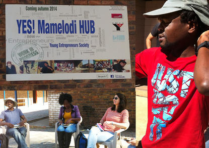Create a solid foundation to uplift youth in Mamelodi