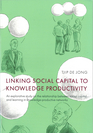 tjip de jong - linking social capital