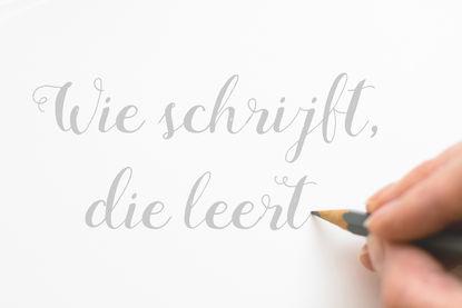 wie schrijft